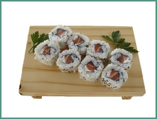 Receita de Sushi Philadelphia Diet