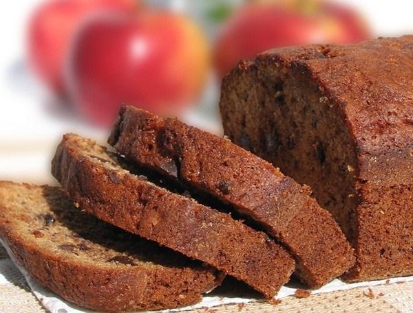 Pão de Banana com Chocolate Sem Açúcar e Sem Glúten