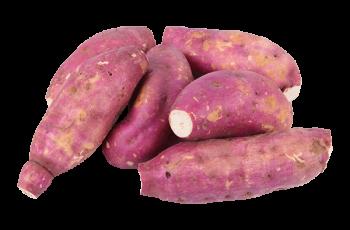 Diabético pode comer batata doce